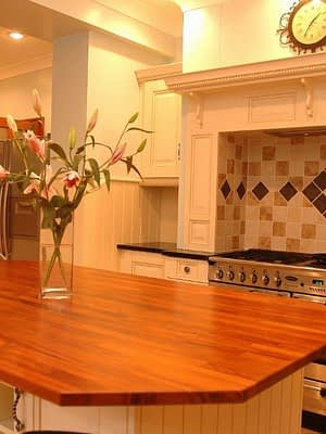 Traditional Kitchen area