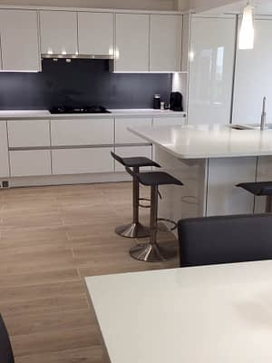 Fitted Contemporary Kitchen