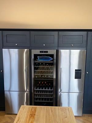 a fridge unit