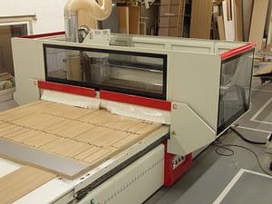 SCM Praxtic CNC Machine