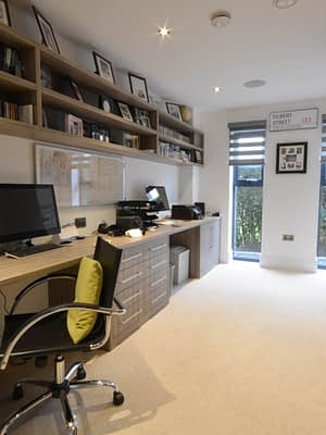Holmfields Fitted Home Office