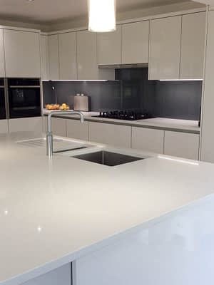 Gloss Contemporary Kitchen