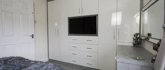 Holmfields Fitted Wardrobes